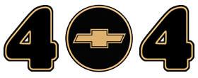 Автокрепеж для Chevrolet - клипсы, пистоны от компании КрепАвто