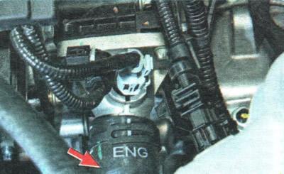 Шевроле авео постоянно работает вентилятор