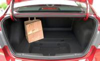 Багажник седана Шевроле Круз 2016