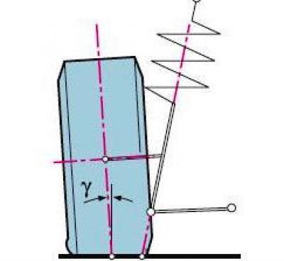 0655 - Устройство передней стойки ланос