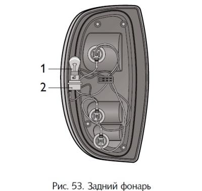 0062 - Замена лампы противотуманки шевроле нива