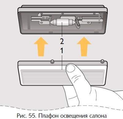 0064 - Замена лампы противотуманки шевроле нива