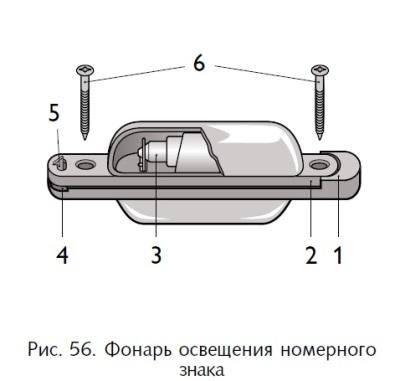 0065 - Замена лампы противотуманки шевроле нива
