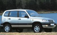 Шевроле Нива 2002-2009